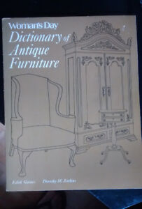 Women's Day Dictionary of Antique Furniture