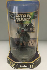 1997 Hasbro Star Wars Kenner Collection Boba Fett Boxed