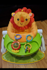 Baby Lion Chair