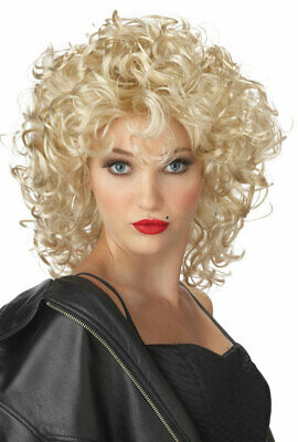 Brand New Sexy The Bad Girl Halloween Costume Wig Blonde (Blonde Celebrities Halloween Costumes)