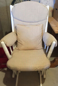 Rocking chair by Dutailier