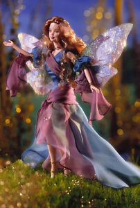 FAIRY OF THE FOREST BARBIE COLLECTOR EDITION *NEW* MATTEL Prince George British Columbia image 2