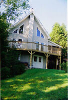 Lakefront House For Rent July 1 (20 mins from Dartmouth)