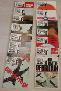 Vintage Magazines (1973) - The History of the Second World War