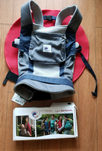 Excellence condition Ergo Carrier and brand new Organic Backpack