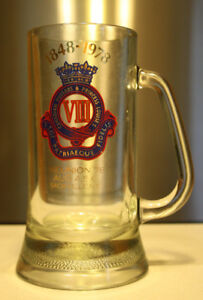 8th Canadian Hussars, 1978 Reunion Commemorative Beer Mug