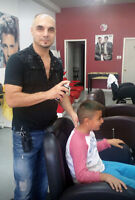 Lebanese barber coiffure pour hommes
