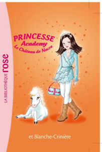 petits romans Princess Academy  biblio rose