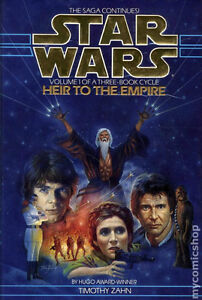 "REDUCED:  Star Wars ""Heir to the Empire"" (HC Volume 1)"