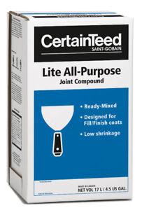 CertainTeed Drywall Mud - Discounts! Discounts! Discounts!