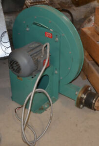Eclipse SMJ 3619 Series 2 HP Turbo Blower Gently Used