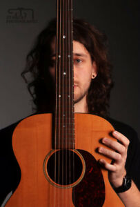 In-Home, In-Studio or Online Private Guitar Lessons