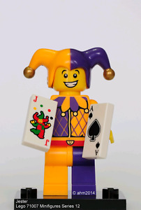 Looking for Lego Series 12 Jester