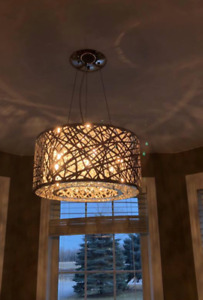 Ceiling light (matching chandelier available too)