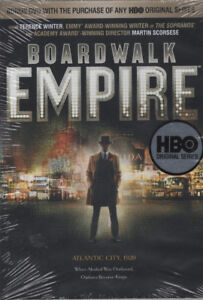HBO's Boardwalk Empire Pilot Episode Brand New and Sealed DVD