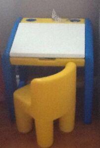 Little tikes bureau pour enfant
