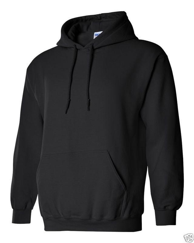 18500 Jumper 4XL GILDAN Men/'s 2XL 3XL Hoodie Blend 5XL Hooded Sweatshirt