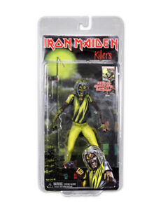 2011 NECA Iron Maiden Eddie Figure 2nd album