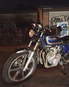 1977 Honda CB550F Super Sport