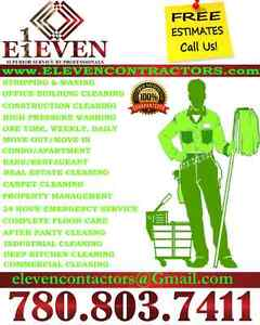 LOW COST $$$ JANITORIAL, OFFICE CLEANING, STRIPPING, WAXING