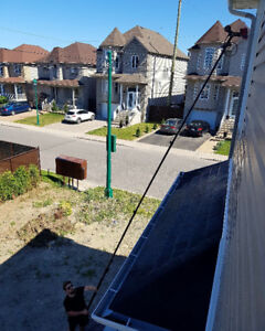 Window Cleaning Services - Residential - After-Reno Construction