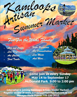 Call to vendors, artists and mucicians