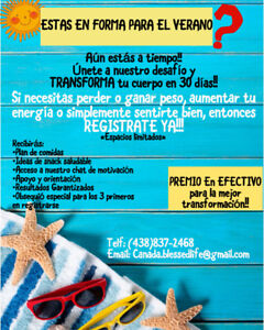 ARE YOU READY FOR SUMMER?? ... YOU ARE STILL ON TIME!