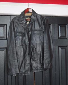 Men's Mays & Rose Leather Jacket