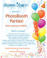 PhotoBooth Parties!