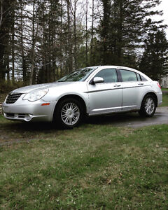 2008 Chrysler Sebring Sedan with NEW FRONT BREAKS AND FUEL PUMP