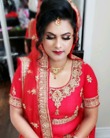 Party & Bridemaids Makeup special 45$ ( Home Service )