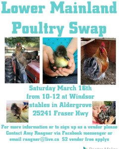 Poultry and Farm Swap