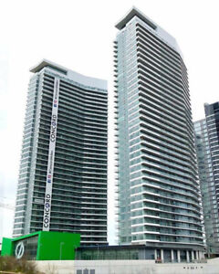 117 Mcmahon Dr New Condo 1+1 Condo W/Parking & Locker For Lease