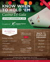 Big Brothers Big Sisters Know When To Hold Em Casino Night