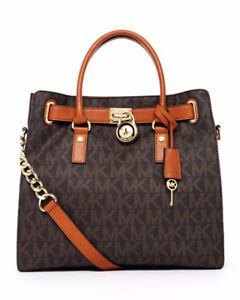 •••  MICHAEL KORS HAMILTON LARGE / AUTHENTIQUE •••