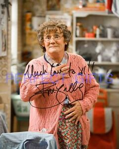 BRENDAN O'CARROLL MRS BROWNS BOYS SIGNED 10X8 REPRO PHOTO