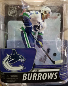 Rare Alex Burrows.Only 1000 made of this model!