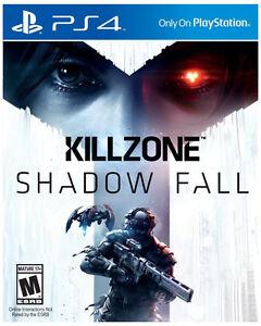 Killzone: Shadow Fall, Sony PlayStation 4