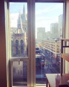 Lease Transfer from May to August, La Marq 515, Downtown MTL