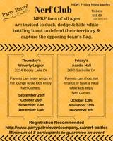 Nerf Club - Waverley Legion