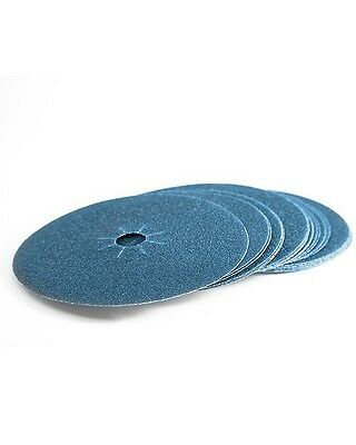 S7r Zirconia Edger Disks - 7 X 78 16 Grit - Quantity 25 2 Boxes