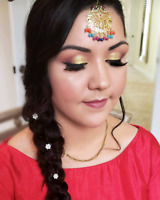 Wedding & Party Makeup special 45$ ( Home Service