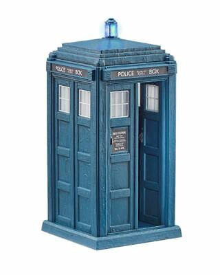 DOCTOR WHO 13th DOCTOR TARDIS BRAND NEW IN BOX WITH LIGHT AND SOUNDS