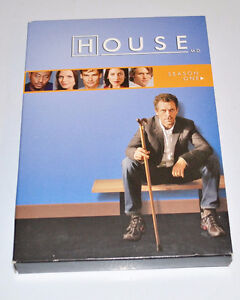 House M.D Complete Season One - DVD's St. John's Newfoundland image 1