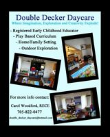 Double Decker Daycare (Southend home daycare)