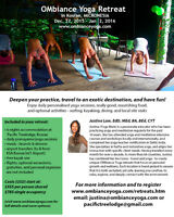 OMbiance Yoga Retreat - Micronesia, Dec. 27-Jan 2