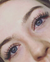 EYELASH EXTENSIONS - Certified Lash Technician