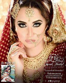 Qualified Bridal Hair and Makeup Artist - bradford/leeds/halifax/dewsbury. Nationwide coverage