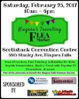 Vendors Wanted For Our HUGE Travelling Flea Market !