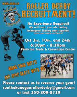 Roller Derby Recruitment